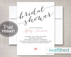 printable bridal shower invitations bridal shower invitation bridal shower invitation printable