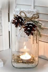 Non Christmas Winter Decorations - best 25 pinecone centerpiece ideas on pinterest pinecone decor