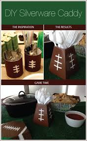 football centerpieces football ideas in blume