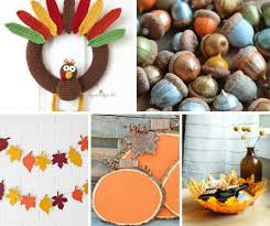 40 diy thanksgiving decorations ideas the decorated cookie