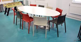 Large Oval Boardroom Table Adorable Large White Meeting Table With Meeting Tables Disc Oval