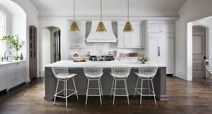 kitchen island white white cabinets and gray lower cabinets with gray kitchen