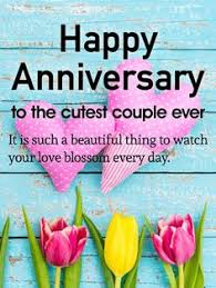 10 Year Anniversary Card Message Happy Anniversary Days Occasions Pinterest Happy