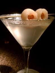 lychee martini экзотический