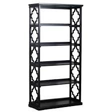 Narrow Black Bookcase by Bookcase Roundup 2017
