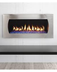 heat u0026 glo mezzo 36 inch gas fireplace coastal