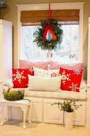 Christmas Window Decorations At Lowes by Golden Boys And Me Christmas Decor Master Bedroom And Wreaths