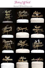gold wedding cake toppers wedding cake toppers say yes to happy