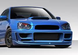 nissan altima 2005 front bumper subaru impreza wrx front bumpers subaru impreza harmon style