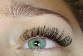 Eyelash Extensions Natural Look Eyelash Extension