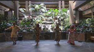 Polynesian Resort Map Disney U0027s Polynesian Resort Spontaneous Hawaiian Dance In Great