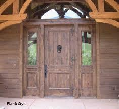 Custom Size Exterior Doors Custom Wood Exterior Doors Extraordinary Ideas Attractive Custom