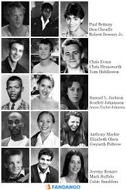 highschool year book age of ultron yearbook what if the cast all went to