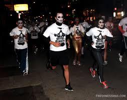 halloween event nyc nike stadium x nyc bridge runners u2013 u201crunning scared u201d halloween