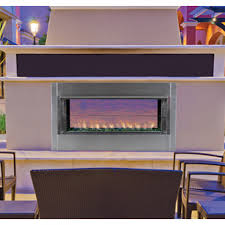 ihp superior vre4543 linear vent free outdoor gas fireplace