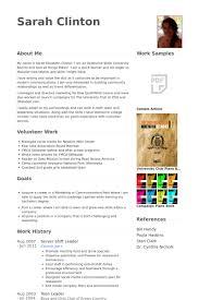 shift leader resume samples visualcv resume samples database