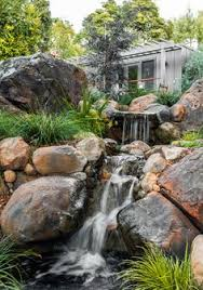 Backyard Waterfall Backyard Waterfalls My Diy Backyard Ideas Backyard Waterfall