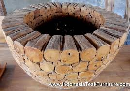 Wood Vases Wholesale Wood Vase Indonesia Wooden Pot Or Wooden Vase Made Of Teak Tree Wood