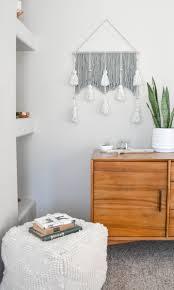 buy or diy the tassel wall hanging etsy journal