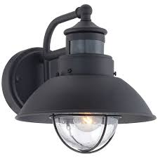 outdoor wall lighting dusk to dawn fallbrook 9 h black dusk to dawn motion sensor outdoor light style