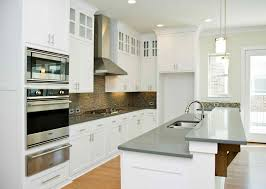 white quartz countertops with white cabinets deductour com