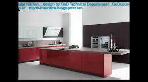 latest modern kitchen latest top10 modular modern kitchen part6 youtube