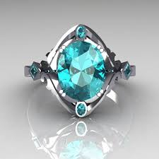 pretty stone rings images 109 best wedding set ideas in aquamarine images jpg