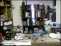 Computer Repair Bench Electronic Repair Center