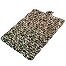 Outdoor Picnic Rug 150x180cm Cing Mat Picnic Blanket Foldable Baby Climb Plaid