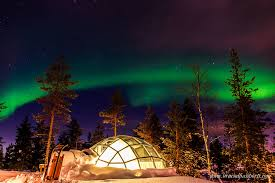 norway northern lights igloo kakslauttanen arctic resort truly once in a lifetime bruised