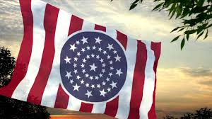 The Flag Of Usa Alternate Flag Of Usa By Gl78064 Youtube