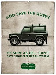 vintage jeep ad british auto service print advert by stir queen ads of the world