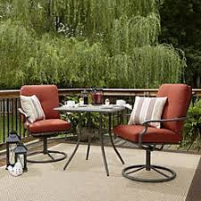 Patio Table Sets Sears Outdoor Patio Furniture My Apartment Story