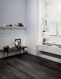 Gray Floor Bathroom - best 25 dark floor bathroom ideas on pinterest bathrooms