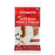 Moths In Kitchen Cabinets Catchmaster Pantry Pest Traps 2 Ct Walmart Com