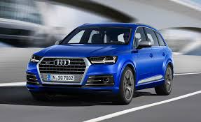 lexus diesel usa 2017 audi sq7 tdi diesel photos and info u2013 news u2013 car and driver