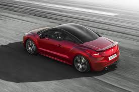peugeot rcz r peugeot rcz to get new generation in 2016 image 12 auto types