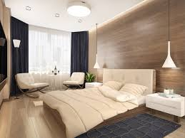 modern wood paneling interior design ideas