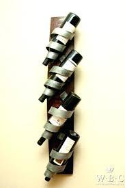 rack inspiring simple wine rack ideas design easy wine rack diy