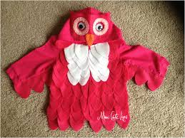 Owl Halloween Costume Pattern Diy Costume Owl Mimicutelips