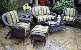 Tropicana Outdoor Furniture by White Wicker Outdoor Patio Furniture Home Design