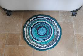 modern style small round bathroom rugs small round bath rugs
