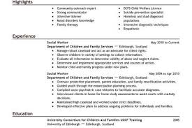 Sample Social Service Resume by Human Services Header For Resume Examples Reentrycorps