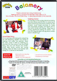 Seeking Who Is Santa Balamory Seeking Santa Dvdcity Dk