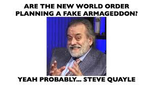 New Meme Order - are the new world order planning a fake armageddon yeah probably
