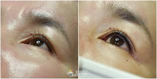 eyeliner tattoo five dock professional contour eyebrow embroidery course by ivy brow