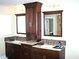 bathroom counter storage ideas bathroom countertop storage ideas counter tower vanities with