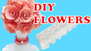 how to make beautiful flowers from containers diy projects for