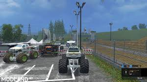 monster truck jam 2015 monster truck jam v 2 0 mod for farming simulator 2015 15 fs