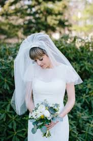 wedding veil styles every wedding veil style length explained weddingwire